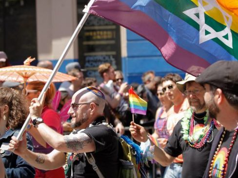 Uprising and Identity: A Jewish Exploration of LGBTQ Pride