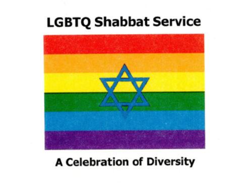 Congregation Beth Jacob LGBTQ Shabbat