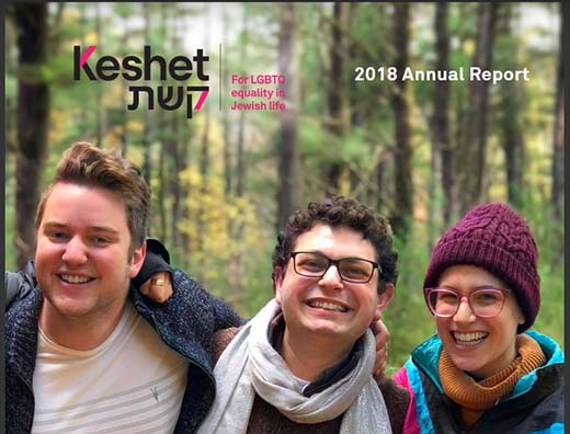 Keshet Annual Reports
