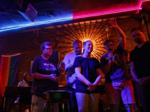 Church in a gay bar: Queer Chicagoans find ways to merge religion and identity