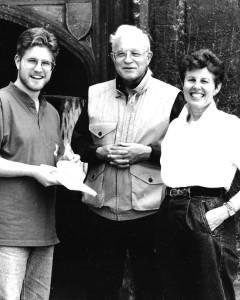 Shawn Landres, Peter Landres, and Renata Landres