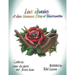 """Cover of the book """"Love Remains"""""""