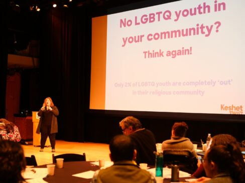 No more 'bar' mitzvah: Synagogues changing ways to support LGBTQ youth